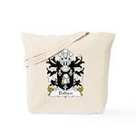 Dolben Family Crest Tote Bag