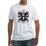 Dolben Family Crest Fitted T-Shirt