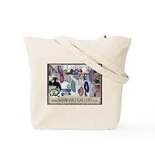 Cute Artisan Tote Bag