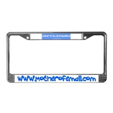 Mama's License Plate Frame