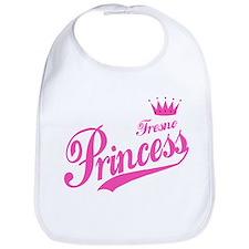 Fresno Princess Bib
