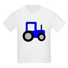 Blue Tractor T-Shirt