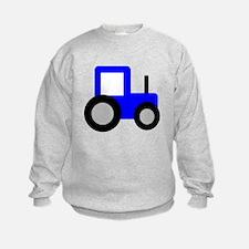 Blue Tractor Sweatshirt