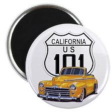 California Classic Car Magnet