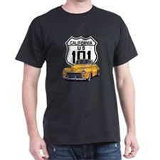 California Classic Car T-Shirt