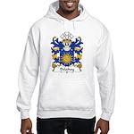 Delahay Family Crest Hooded Sweatshirt