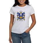Delahay Family Crest Women's T-Shirt