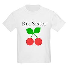 Big Sister Cherries T-Shirt