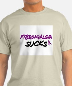 Fibromyalgia Sucks T-Shirt