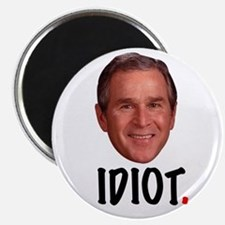 Cute George bush Magnet