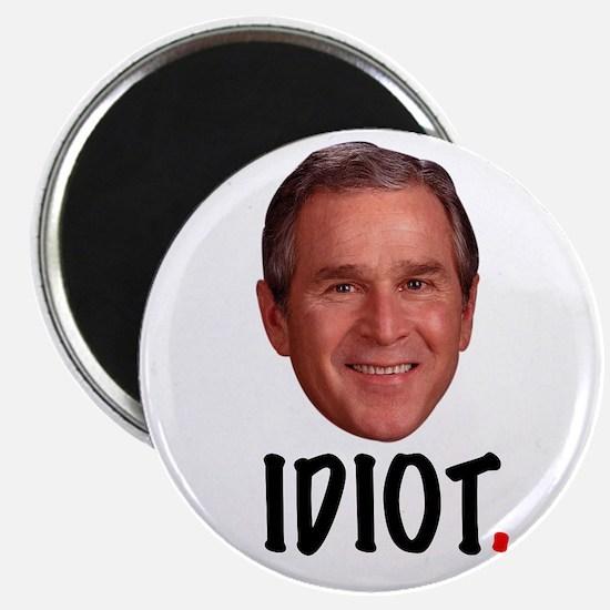 Unique George w bush Magnet