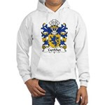 Cynfelyn Family Crest Hooded Sweatshirt