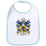 Cynfelyn Family Crest Bib