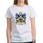 Cynfelyn Family Crest Women's T-Shirt
