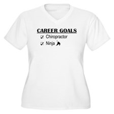 Chiropractor Career Goals T-Shirt