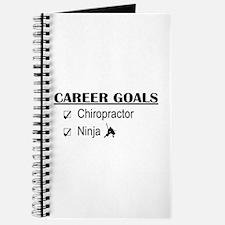 Chiropractor Career Goals Journal