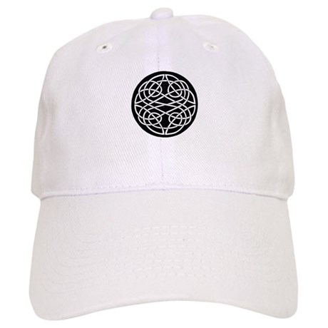Celtic Knot 2 Part Circle Cap
