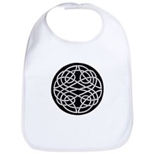 Celtic Knot 2 Part Circle Bib