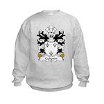 Cylynin Family Crest Kids Sweatshirt