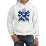 Cwrtais Family Crest Hooded Sweatshirt