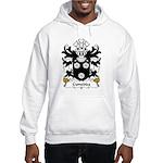 Cunedda Family Crest Hooded Sweatshirt