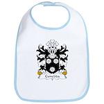 Cunedda Family Crest Bib
