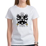 Cunedda Family Crest Women's T-Shirt