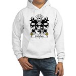 Cuhelyn Family Crest Hooded Sweatshirt