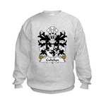 Cuhelyn Family Crest Kids Sweatshirt