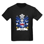 Crew Family Crest Kids Dark T-Shirt