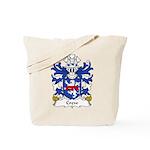Crew Family Crest Tote Bag