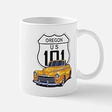 Oregon Classic Car Mug