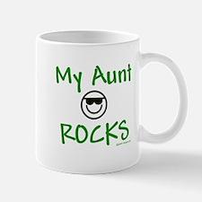 My aunt rocks Mug