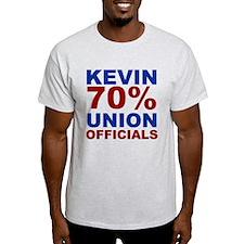 Kevin, 70% Union T-Shirt