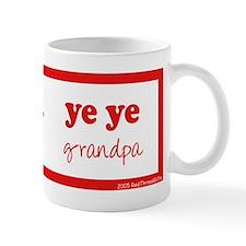 Ye Ye (Paternal Grandpa) Small Mug