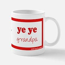 Ye Ye (Paternal Grandpa) Small Small Mug