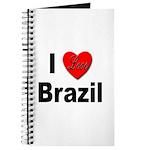I Love Brazil Journal