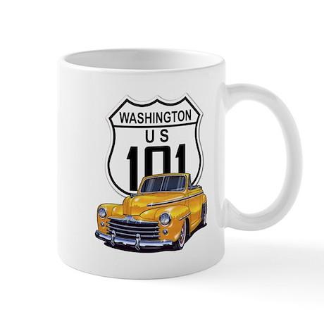 Washington Classic Car Mug