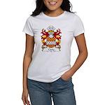 Coety Family Crest Women's T-Shirt