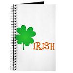 Irish Shamrock Journal