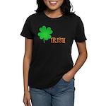 Irish Shamrock Women's Dark T-Shirt