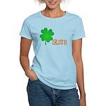 Irish Shamrock Women's Light T-Shirt