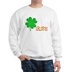 Irish Shamrock Sweatshirt
