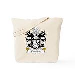 Cloddien Family Crest Tote Bag