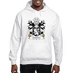 Cloddien Family Crest Hooded Sweatshirt