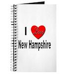 I Love New Hampshire Journal