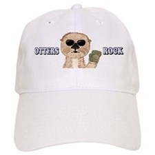 """Otters Rock"" Baseball Cap"