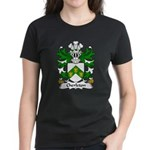 Cherleton Family Crest Women's Dark T-Shirt