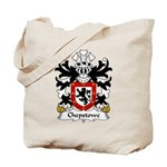 Chepstowe Family Crest Tote Bag