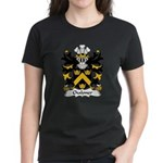 Chaloner Family Crest Women's Dark T-Shirt